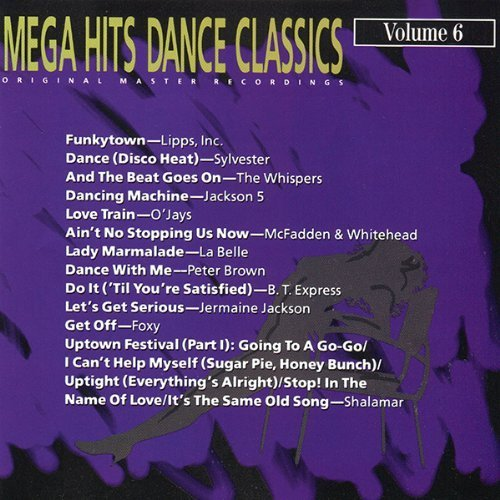 Mega Hits Dance Vol. 6 Mega Hits Dance