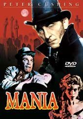 Mania (1961) Cushing Laverick Rose Houston Bw Prbk 05 27 02 Nr