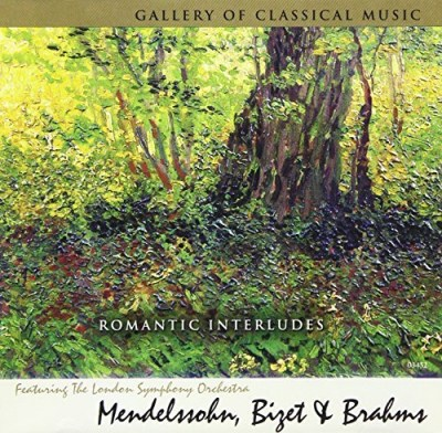 Mendelssohn Bizet Brahm Romantic Interludes Various