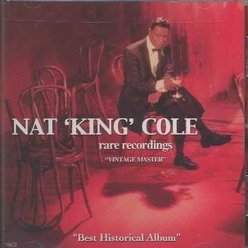 Nat King Cole Rare Recordings