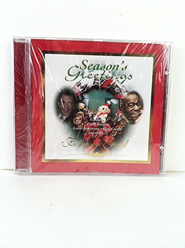 Forever Gold Seasons Greetings Forever Gold