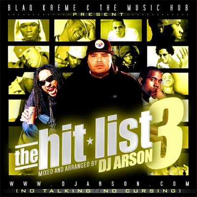 Hit List! Vol. 3 July 2002 Lmtd Ed. Hit List!