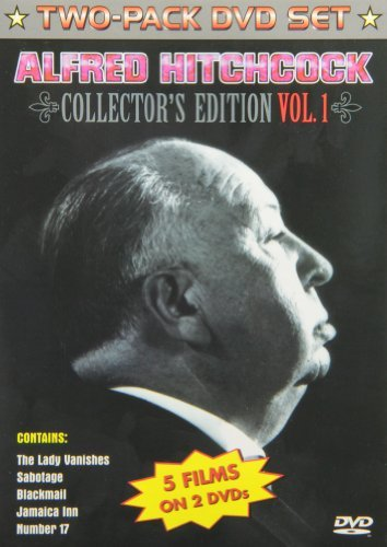 Hitchcock Alfred Vol. 1 Collector's Edition Bw Nr 2 DVD