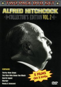 Hitchcock Alfred Vol. 2 Collector's Edition Bw Nr 2 DVD