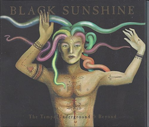 Black Sunshine Tampa Underg Black Sunshine Tampa Undergrou 2 CD Set