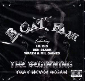 B.Cat.Fam Beginning That Never Began Explicit Version Feat. Biggest Manarg