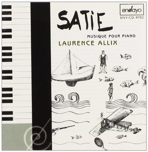 Eric Satie Music For Piano Allix*laurence (pno)