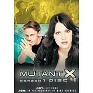 Mutant X Season 1 1.4 Clr Eng Dub Nr