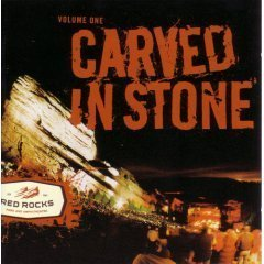 Red Rocks Carved In Stone Vol. 1 Red Rocks Carved In Sto Dave Matthews Band Phish Blues Traveler