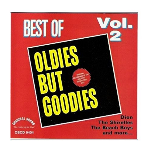 Best Of Oldies But Goodies Vol. 2 Best Of Oldies But Goodies