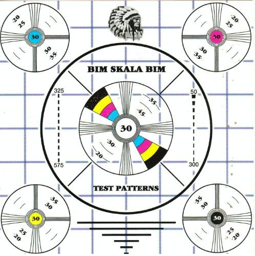 Bim Skala Bim Test Patterns