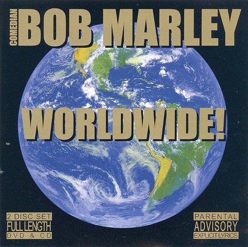 Bob Marley Worldwide! CD Incl. DVD