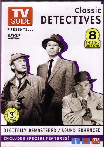 Tv Guide Presents Classic Detectives (8 Episodes)
