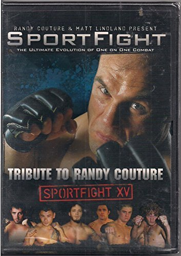 Sportfight 15 Tribute To Randy Sportfight 15 Tribute To Randy Clr Nr
