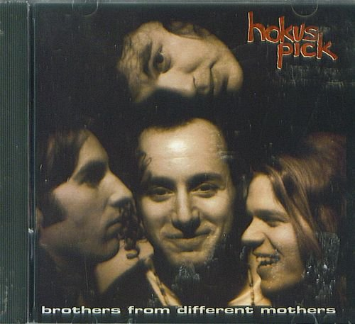Hokus Pick Brothers From Different Mothers