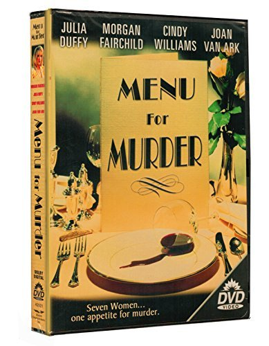 Menu For Murder Menu For Murder Clr Nr