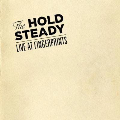 Hold Steady Live At Fingerprints Cdep