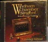 Windham Chamber Singers Holiday Portrait
