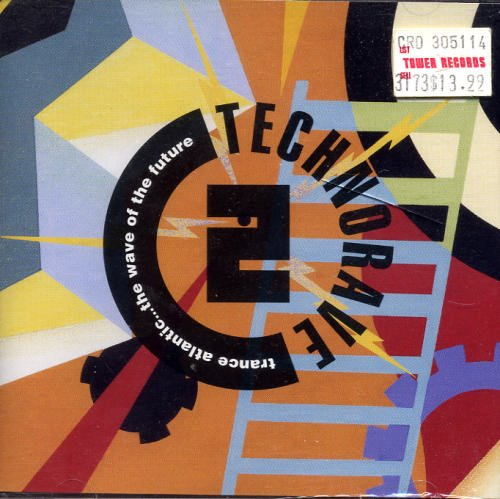 Various Artists Technorave Vol. 2 Trance Atlantic Wave Of The F