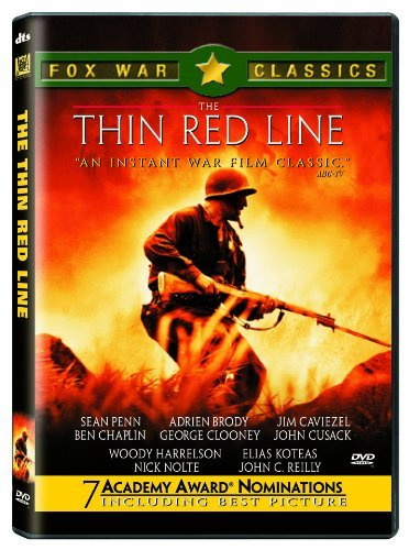 Thin Red Line Penn Nolte Clooney Harrelson Ws Nr