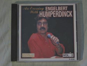 Engelbert Humperdinck Evening With Engelbert Humperdinck Vol. 2