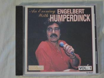 Engelbert Humperdinck Evening With Engelbert Humperdinck Vol. 1