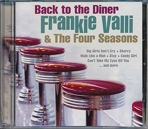 Valli Frankie & Four Seasons Back To The Diner Import Can