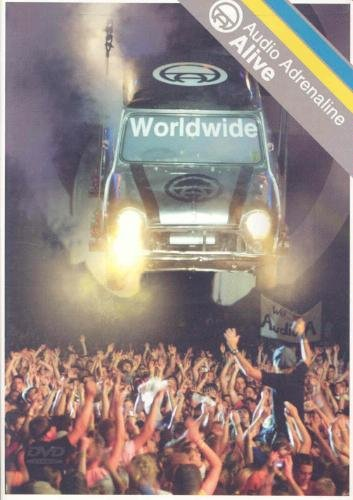 Audio Adrenaline Alive Worldwide