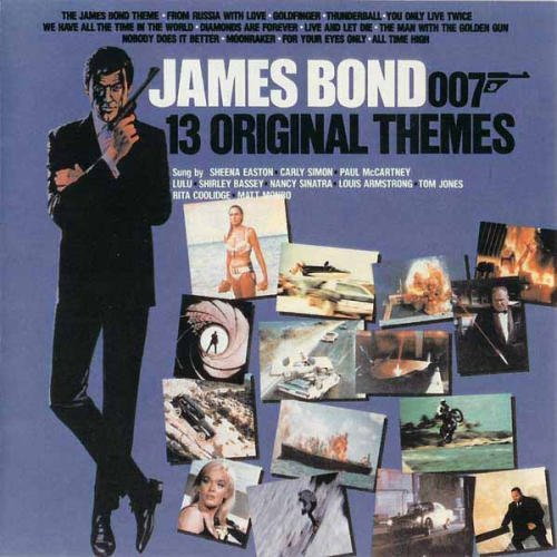 James Bond 13 Original Themes James Bond 13 Original Themes