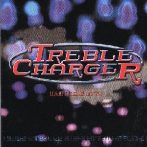 Treble Charger Wide Awake Bored