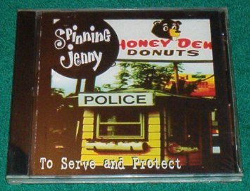 Spinning Jenny To Serve & Protect