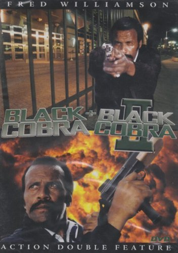 Fred Williamson Black Cobra \ Black Cobra Ii