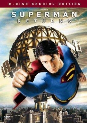 Superman Returns Routh Spacey Bosworth 2 Disc Spec. Ed.