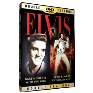 Presley Elvis Elvis Rare Moments With The King King Of Entertai