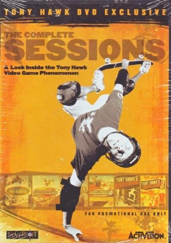 Hawk Tony The Complete Sessions A Look Inside The Tony Hawk
