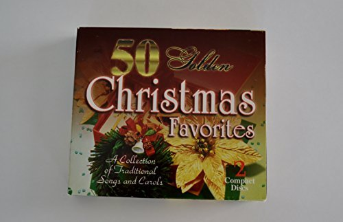 50 Golden Christmas Favorites 50 Golden Christmas Favorites 2 Disc Set
