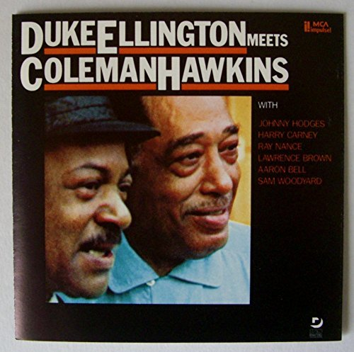 Ellington Hawkins Duke Ellington Meets Coleman Hawkins