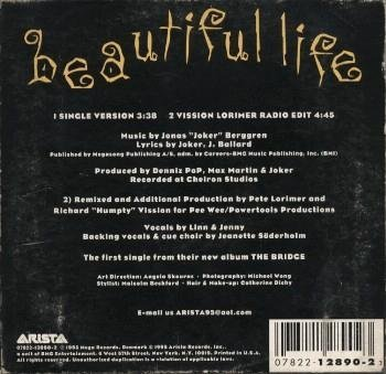 Ace Of Base Beautiful Life