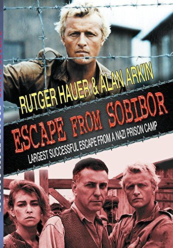 Escape From Sobibor Arkin Pacula Hauer Becker Shepherd