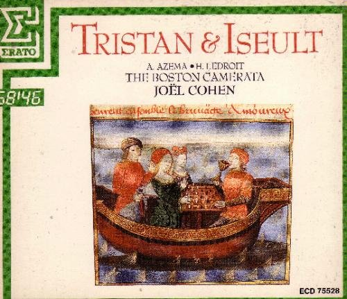 Boston Camerata Tristan & Isolde Excerpts Wagner
