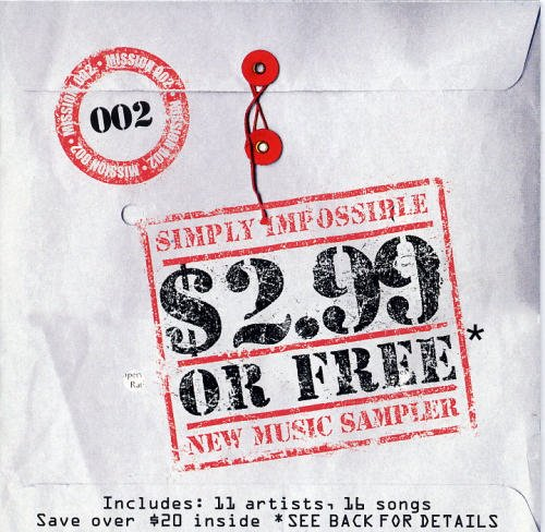 Various Simply Impossible New Music Sampler