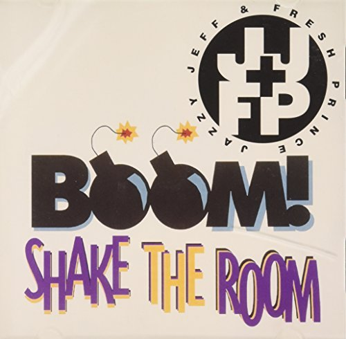 Dj Jazzy Jeff & Fresh Prince Boom Shake The Room From Da South