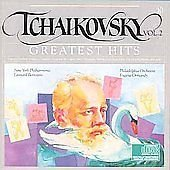Tchaikovsky (bernstein Ormandy) Greatest Hits Vol 2