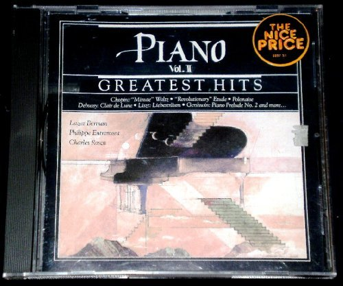 Piano Greatest Hits Vol. 2 Piano Greatest Hits