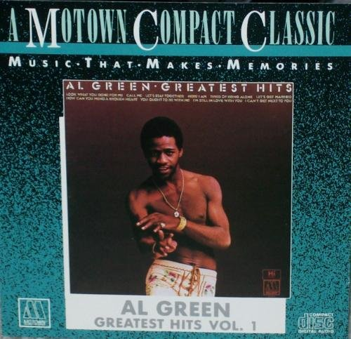 Al Green Greatest Hits 1