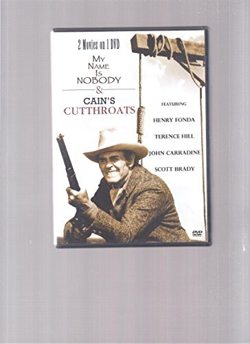 My Name Is Nobody Cain's Cutthroats Double Feature