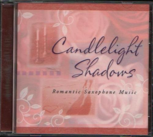 Candlelight Shadows Romantic Sax Music