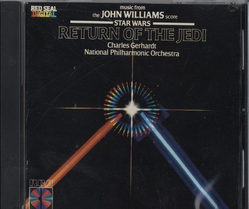 Star Wars Return Of The Jedi Soundtrack