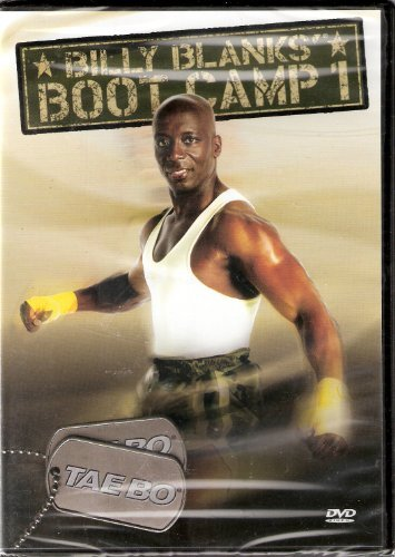 Billy Blanks Billy Blanks Tae Bo Boot Camp Vol. 1