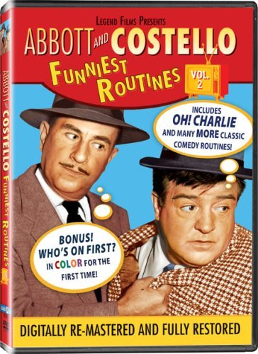 Abbott & Costello Funniest Routines 2 Nr